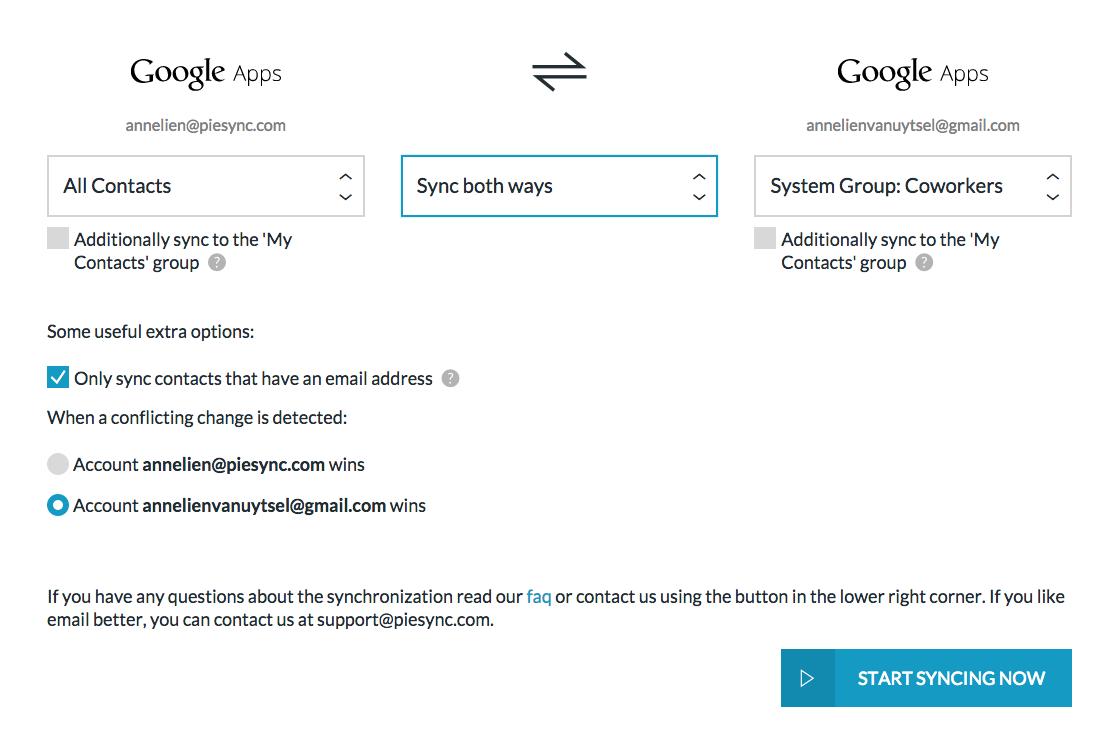 Google - Google filters